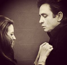 Pose : Johnny Cash
