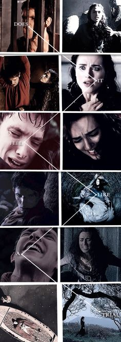 :( Merlin is almost as sad as it is Amazing!