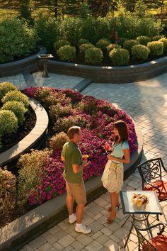 Driveway Gate, Backyard Patio, Rome, Sidewalks, Landscape, Garden, Walls, Courtyards, Scenery