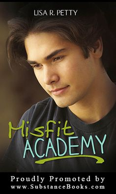While there are no vampires, werewolves, or other mystical creatures, there is plenty of excitement in Misfit Academy written by popular blogger Lisa R. Petty. Learn more about this Coming of Age Story that deals with bullies and bullying. http://www.substancebooks.com/young-adult-novel.html Follow Lisa here: https://www.pinterest.com/PettyThoughts/  #YA #new #adult #novel #bullying #teen #tween