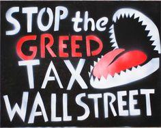 Tax Wall St