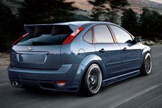 Ford focus 2005 pics
