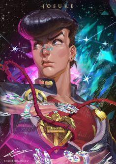 Anime Bebe, Jojo Anime, Jojo's Bizarre Adventure Anime, Jojo Bizzare Adventure, Manga Anime, Anime Art, Jojo's Adventure, Jojo Parts, Manhwa