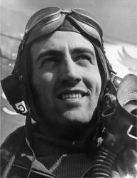 Captain Don Gentile Top scoring ace of the 4th Fighter Group during WWII - Stardust Studios