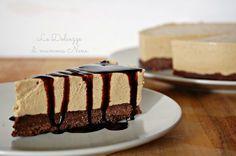 TORTA FREDDA COPPA DEL NONNO ricetta facile senza cottura in forno! Ottimo dessert freddo servito dopo i pasti, dal sapore di caffè.