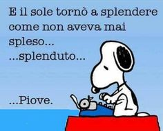 Snoopy Love, Snoopy And Woodstock, Funny Video Memes, Stupid Funny Memes, Italian Humor, Snoopy Quotes, Text Quotes, Girl Humor, Betty Boop