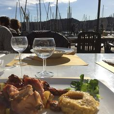 Have lunch or dinner at Canottieri   Salo'