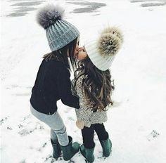e9bb05e82c8 Newborn Cute Winter Baby Hat for Children Fur Ball Pompom Cap Kids Girl Boy Winter  Knitted Wool Hats Caps for Girls Hat Beanies