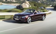 2018 Mercedes-Benz E-class Cabriolet: Embracing the Droptop
