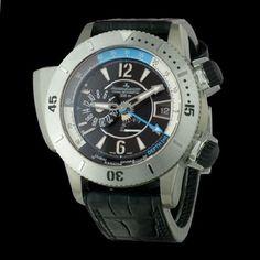 photo_1-montre-JAEGER-LECOULTRE-Master-Compressor-Diving-Pro-Geographic-22607 montre de luxe cresus occasion http://lovetime.fr/2013/06/22/cest-lete-choisissez-votre-montre-de-plongee-idee-choisir-montre-de-plongee/