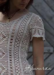 Znalezione obrazy dla zapytania pinterest crochet szydełkowe sukienki wzory