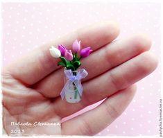 Photo tutorial for tiny tulips