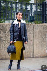 STYLE DU MONDE / New York Fashion Week SS 2016 Street Style: Margaret Zhang  // #Fashion, #FashionBlog, #FashionBlogger, #Ootd, #OutfitOfTheDay, #StreetStyle, #Style