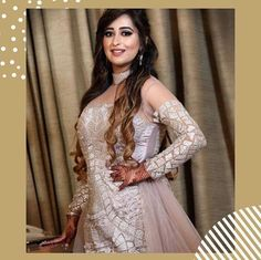 Our Beautiful client wearing Bridal Couture all silver beaded gown by #LabelNikhita #fashiondesigner #swarovskidress #designergowns #fashiondesigns #fashionlovers #dress #couture #pret #cocktailgown #gown #womenwear #womengown #latesttrends #womenswear #womensoutfit #womensclothing #designerdresses #delhi #siltgown #eveninggowns