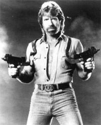 9 Reasons Why Chuck Norris Shouldn't Work In Marketing