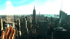 View from Top Of The Rock.