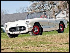 1957 Chevrolet Corvette Factory Airbox  283/283 HP, 4-Speed