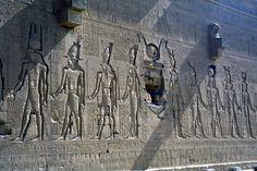 Dendara Temple | معبد دندره à قنا, قنا