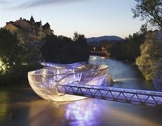 Graz, Austria: Capital Europea de la Cultura 2003 (© Rex Features)