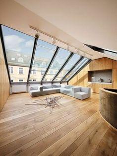 La fenêtre de toit pour ma chambre