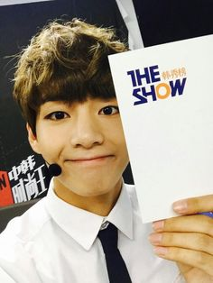 BTS @ 150630 The Show