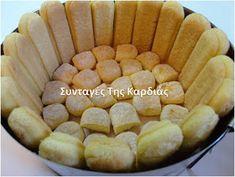 ΣΥΝΤΑΓΕΣ ΤΗΣ ΚΑΡΔΙΑΣ: Σαρλότ με φράουλες Apple Pie, Sweet Recipes, Sweet Home, Food And Drink, Vegetarian, Sweets, Cakes, Eat, Cooking
