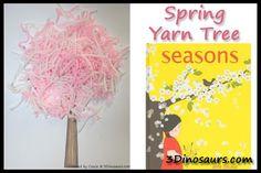 Spring Yarn Tree