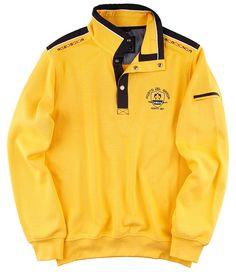 Sportives #Herrensweatshirt aus der #Mode von CLAUDIO CAMPIONE.
