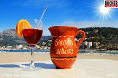 Lust auf eine leckere Sangria auf der Sonneninsel? Dann schnell buchen, ankommen und genießen!  #mallorca #bucherreisen #sangria