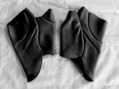 COLLATERAL CONCEPTS ANATOMIC LEAHTER FINGERLESS GLOVES