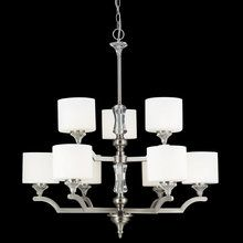 View the Z-Lite 2000-9 9 Light Up Light Chandelier from the Avignon Collection at LightingDirect.com.