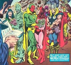 Scarlet Witch And Vision | MTV Geek – The Top 10 Superhero Weddings Of All Time