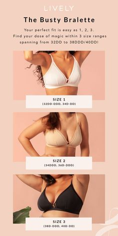 abcd93c7638 37 Best LIVELY Bras for Big Busts images in 2019