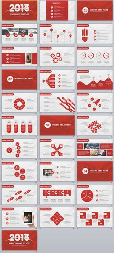 Red Black Business Design PowerPoint templates Powerpoint Poster Template, Powerpoint For Mac, Powerpoint Design Templates, Professional Powerpoint Templates, Keynote Template, Infographic Powerpoint, Infographics, Business Presentation, Presentation Design