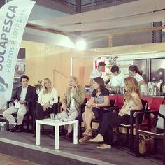 Seminário Docapesca #festivalnacionaldegastronomia #santarem #docapesca