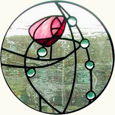 46 ideas art nouveau stained glass window charles rennie mackintosh for 2019 Stained Glass Flowers, Stained Glass Crafts, Stained Glass Designs, Stained Glass Panels, Stained Glass Patterns, Leaded Glass, Motifs Art Nouveau, Design Art Nouveau, Art Nouveau Pattern
