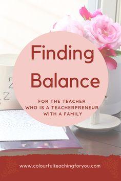 Self-care ideas, tips and activities for teachers who are teacherpreneurs. Work-life balance. #selfcare #teachers #teachingtips #selfcareforteachers #worklifebalance #teacherpreneurs