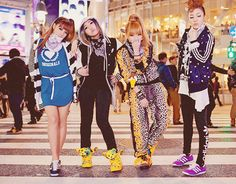 2NE1!!! <3 This Adidas commercial plays on some TV channels in the US!!! :D