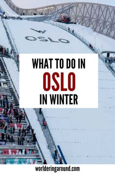 Discover things to do in Oslo in winter top Oslo attractions fjord swim World Ski Jumping skiing Northern Lights dog sledding Oslo winter weather Top Travel Destinations, Europe Travel Guide, Travel Guides, Nightlife Travel, Budget Travel, Oslo Winter, Travel Photographie, Norway Oslo, Colors