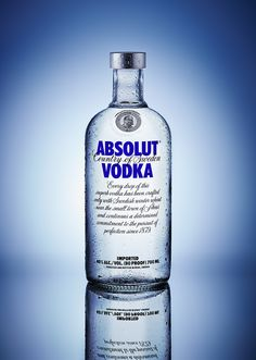 Absolut Wodka..non commissioned work by Martin van Wier