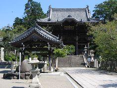 Kokawadera Temple Gate