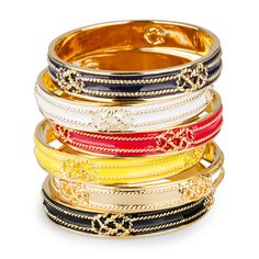 Knotted Rope Bangle $38.00