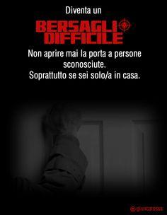 #bersagliodifficile
