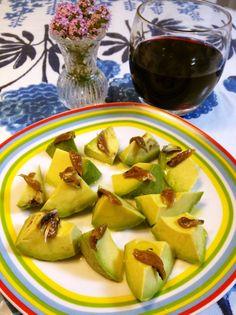 ワインに合う♡アンチョビアボカド by おぐにゃんこ [クックパッド] 簡単おいしいみんなのレシピが220万品