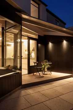 18 Ideas container house design interior window for Gallery of Scale of PLY / NOJI Architects - 2 Residential Architecture, Modern Architecture, Architecture Board, Amazing Architecture, Home Interior Design, Interior And Exterior, Dublin House, Two Storey House, Architecture