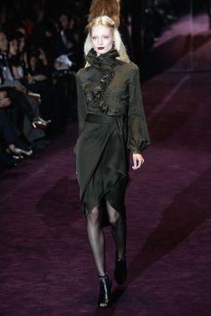 Gucci: Runway - Milan Fashion Week Womenswear Autumn/Winter 2012/2013