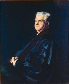 George Bellows - Dr. James Hulme Canfield