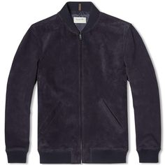 A.P.C. x Louis W. Ferris Jacket (Dark Navy)