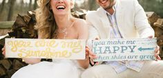 you are my sunshine!  styling by Woolston + Grace Weddings