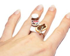 Hey, I found this really awesome Etsy listing at https://www.etsy.com/listing/208574782/ring-nutella-tomorrow-nutella-toast-with